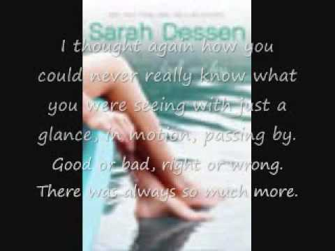 Book report for Lock and Key by Sarah Dessen?