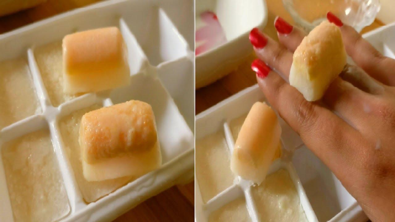 how to make tapioca flour cubes