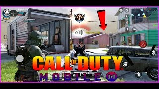 Call Of Duty Mobile Training And Multiplayer GamePlay On Note 9 2019