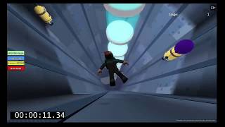 Roblox: Escape the Minions Adventure Obby OLD WR Speedrun [8:40.12]