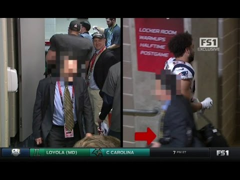 Mexican News Director Stole Brady's Jersey(s)