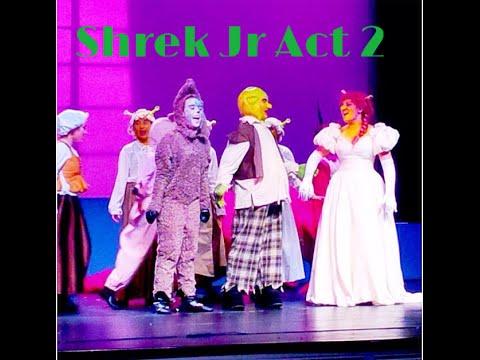 Shrek The Musical Junior Act 2   CFT