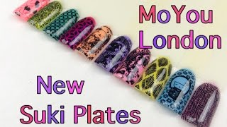 ***NEW*** Suki Stamping Plates | MoYou London