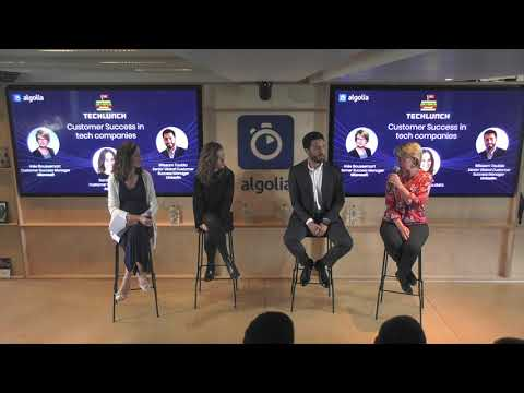 Customer Success in tech companies - Laura Edery, Saraï Rozen, Wissam Toubia & Inès Boussemart