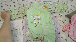 Обзор одежды для новорожденного / Детская одежда ТМ