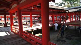 Miyajima Itukusima Jinjya by puccle movie♪ on YouTube