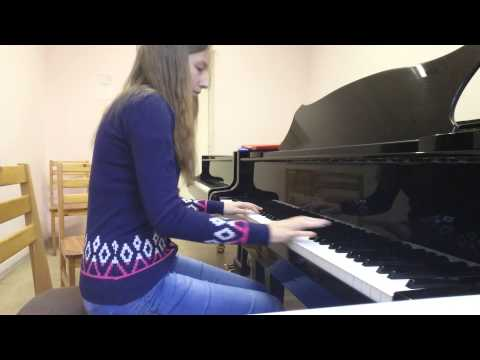 Madison Beer All for love piano cover