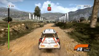 WRC 4 FIA World Rally Championship Gameplay: Season 2 Career Mode Part 56