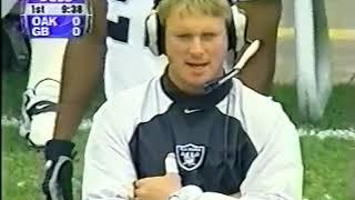 1999 Raiders @ Packers