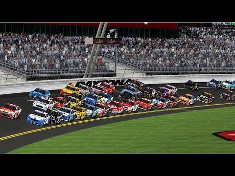 NR2003 - ERR League Race - Sprint Cup Series - Daytona - Sprint Unlimited