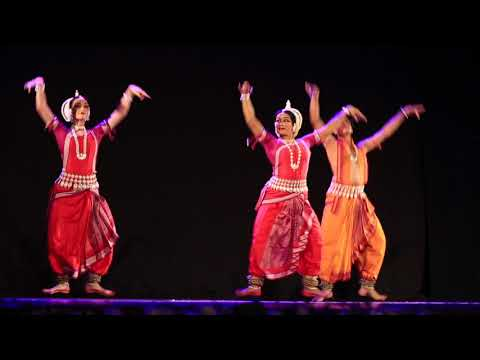 Durga with Sujata Mohapatra, Colleena Shakti and Soumya Bose