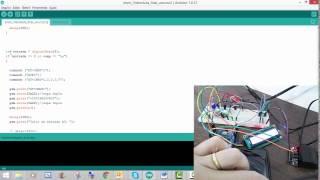 Arduino GSM GPRS - Enviar e Receber mensagens com o Arduino e SIM800 - Parte 2