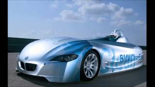 BMW H2R Hydrogen Racecar Videos