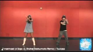 「トラパラ」Mermaid (4Skips vs. Shohei Matsumoto[松本祥平] Remix) / Tsukasa