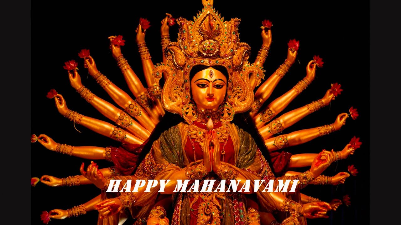 Best Maha Navami HD Wallpapers for Free Download
