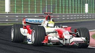 【Automobilista】TestLap Kansai/GP Toyota TF106