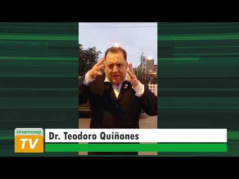 Teodoro Quiñones: Fiorella Molinelli no debió renunciar sino ser destituída por su mala gestión