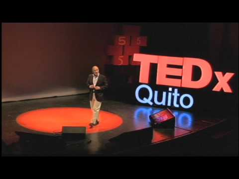 Teaching is Our Government | Santiago Iñiguez | TEDxQuito