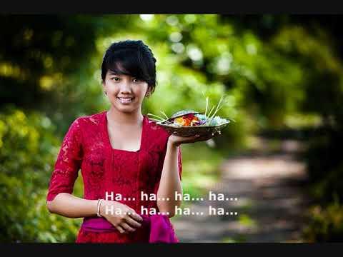 Doaku + Lirik - Hindu Bali Religious Songs - By Novi Surya Palawara
