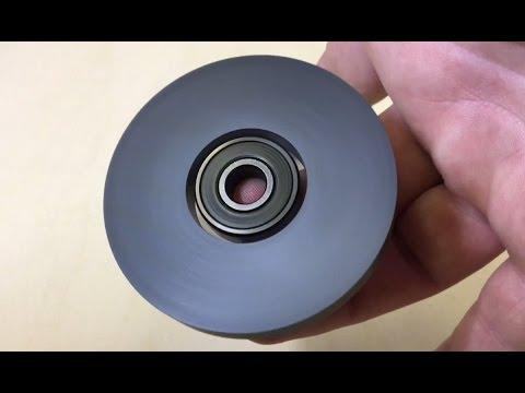 DIY MAGNETIC FIDGET SPINNER | How To Make Hand Spinner Fidget Toys