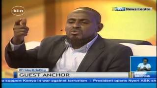 2013 Presidential aspirant Abduba Dida talks about his life after Politics