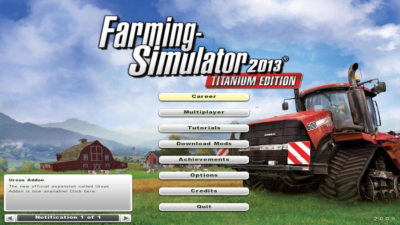 Скачать игру Landwirtschafts Simulator 2013