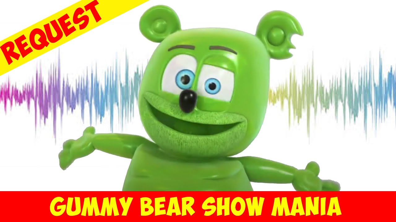"""Gummy Bear Show Theme but EVERY TIME they say """"GUMMY"""" it Changes Pitch  - Gummy Bear Show MANIA"""