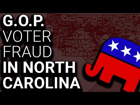 Republicans Finally Have Themselves a Voter Fraud Scandal