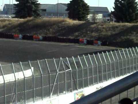 NASCAR Travis Milburn Time In Spokane