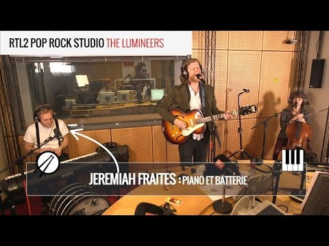 The Lumineers - Cleopatra - RTL2 Pop Rock Studio
