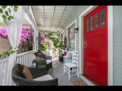 Gorgeous Bungalow For Sale In Mt Washington, North East Los Angeles, 427 Museum Drive