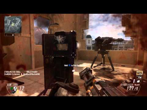 Cod Black Ops 2 How to camp on Studio Blackxworm Style