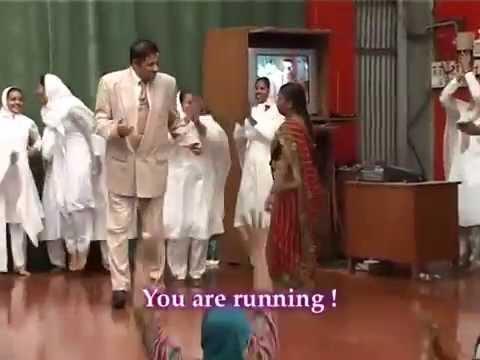 Funny Indian Evangelist Faith Healing