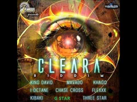 CLEARA RIDDIM MIX FT. MAVADO, I-OCTANE, KHAGO & MORE - DJ FRASS RECORDS FEB. 2011 - DJ D