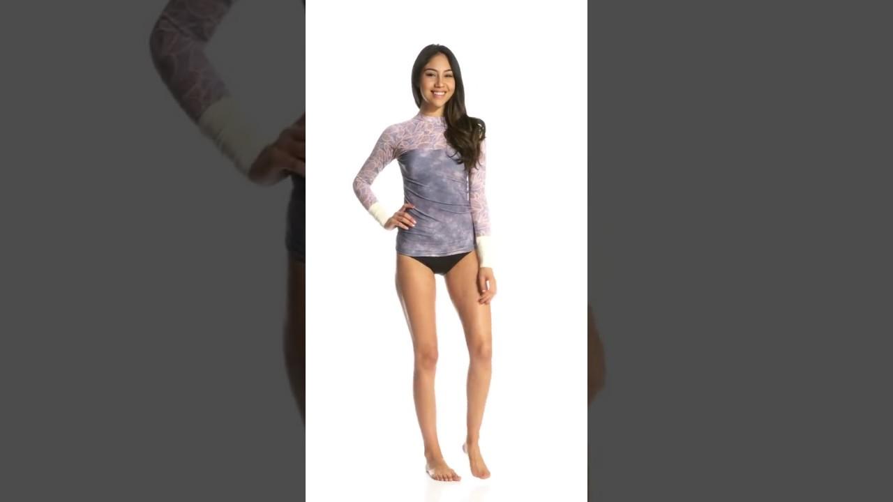 67ce3f9d74c46 Seea Nopal Hermosa Swim Shirt | SwimOutlet.com - YouTube
