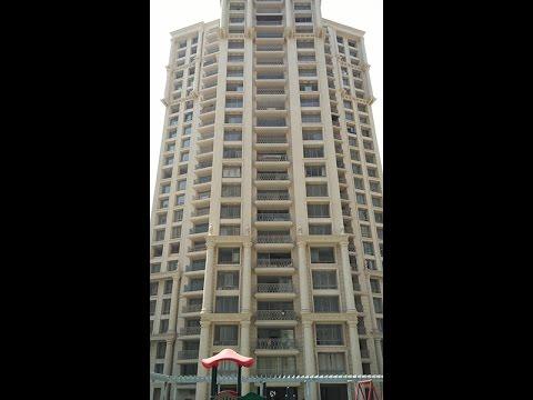 Hiranandani Rodas Enclave, Thane, Bankston, 3bhk Apartments, Floor Plan, Layout, Project Status