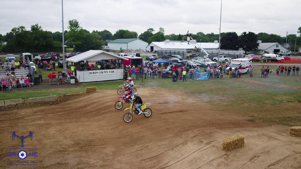 Huron County Fair Schedule 2020.2018 Huron County Fair Motocross Atv Races