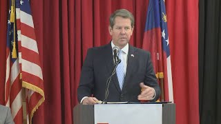 Governor-elect Brian Kemp lays out plans for office