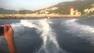 Epic Wakeboard Wipeout