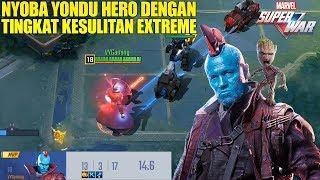 Ini Alasan Kenapa Yondu Sangat Sulit Untuk Dimainkan! Tingkat Kesulitan Extreme! Marvel Super War