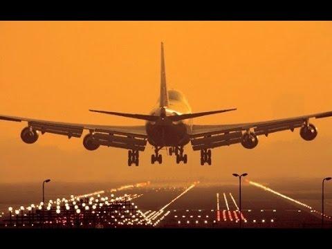 صوت اقلاع الطائرة جاهز للمنتاج.. اصوات جاهزة