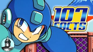 Video 107 Mega Man Facts YOU Should Know | The Leaderboard download MP3, 3GP, MP4, WEBM, AVI, FLV Agustus 2017