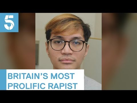 Britain's Most Prolific Serial Rapist Jailed For Life | 5 News