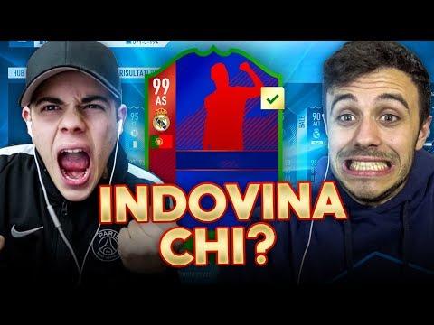 INDOVINA il PRIMO GIOCATORE su FIFA 18!!! w/ENRY LAZZA