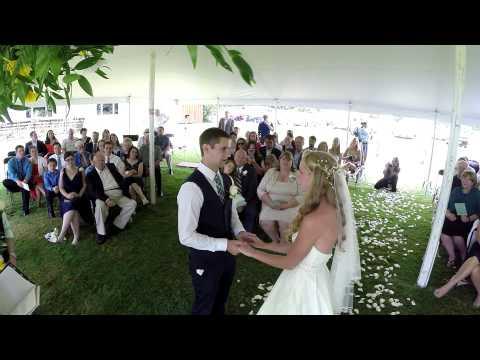 Linger Fearon wedding 8 2 14