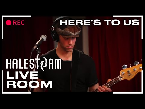 "Halestorm - ""Here's To Us"" captured in The Live Room"
