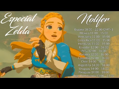Zelda Breath of the wild ¡DIRECTO!