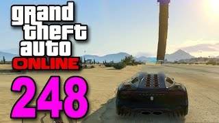 grand theft auto 5 multiplayer part 248 1000ft ramp gta online let s play
