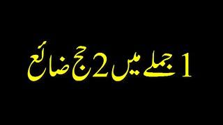 Aik Jumlay Mein 2 Haj Zaya - Madani Guldasta 435 - Maulana Ilyas Qadri Mp3
