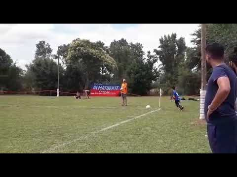 gol campeonato carmen de areco